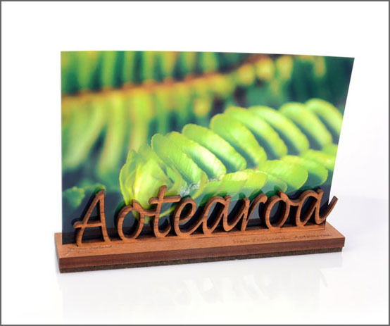 NZ photo holder card holder