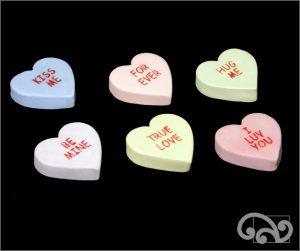 Ceramic sweethearts
