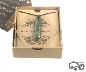 Authentic greenstone roimata